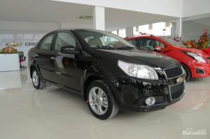 Dòng Sedan giá mềm AVEO LTZ