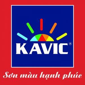 Mở đại lý Sơn KAVIC