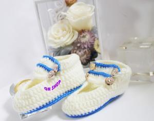 Giày len - em bé – Mã 003GLNK - 03