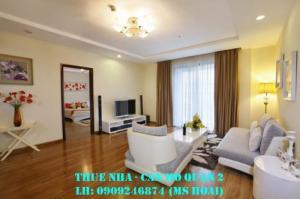 Masteri Thảo Điền - không gian sống trong lành: Cho thuê căn hộ cao cấp 2 PN View đẹp giá thuê 16tr.