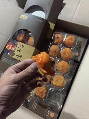 [Giá Sốc] Hồng dẻo 1 nắng Hàn Quốc
