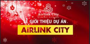 Airlink City - Mặt tiền QL51,Đối diện cổng sân bay Long Thành.Giá 390 triệu
