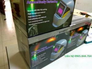 Mặt nạ hàn cảm quang, cảm ứng ánh sáng WH 4000