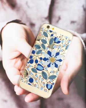 Ốp lưng hoa độc, dễ thương, hoa văn xinh cho Iphone 5/6/7/6plus/7plus Samsung s4/5/6/7 note 3/4/5