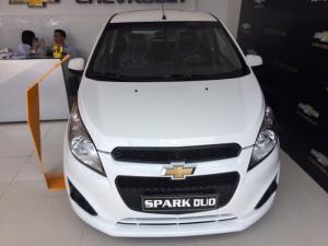 Xe kinh doanh giá tốt nhất Spark Duo 2016