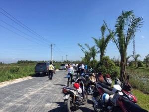 Đất Trung Mỹ Tây 15 gần trường THPT, SHR, Quận 12