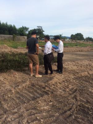 Đất nền thổ cư, mặt tiền đường nhựa 32m chỉ 250tr/100m2