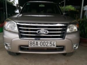 Bán Ford Everest 2.5AT Limited sx 2011 ghi...