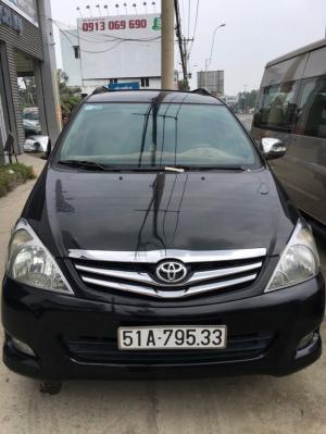 Toyota Innova G 2k6 lên phom 2k10 full đồ...