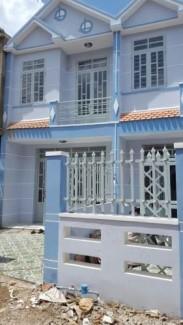 Nhà mới xây liên kế-DT-5m x 17m)-1 trệt-1 lầu-SHR-giá-690,000,000 triệu