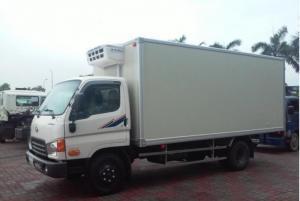 Xe tải hyundai 6tan5 mui bạt