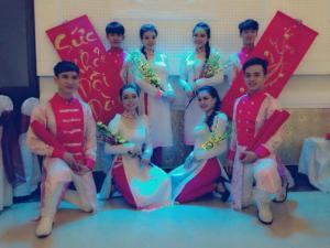 Cung cấp nhóm nhảy chuyên nghiệp các thể loại