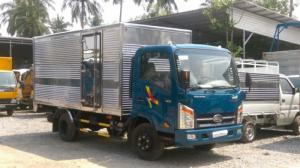 Xe tải 2tấn thùng dai 6m