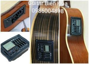 Gắn EQ Guitar, Pickup Cho Đàn Guitar Tại Biên Hòa Giá Rẻ