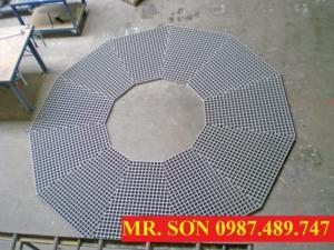 thi công tấm sàn composite