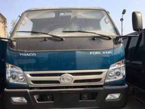 Giá xe ben Trường Hải 5,7 tấn 2 cầu FLD600B-4WD