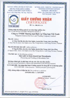 Mắc Ca Lâm Đồng