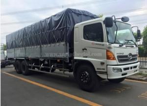 Bán xe Hino trọng tải 4.3 tấn, hỗ trợ đăng kí đăng kiểm