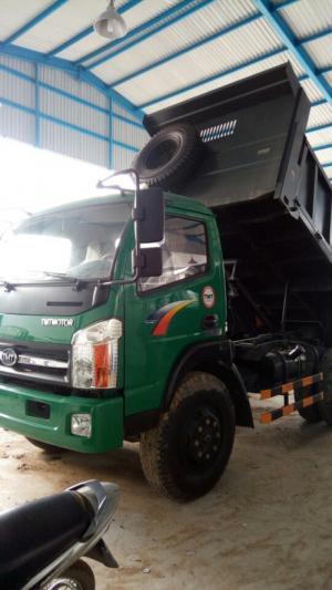 Xe tải ben 7 tấn 7 giá khuyến mãi chỉ có tại hòa phát