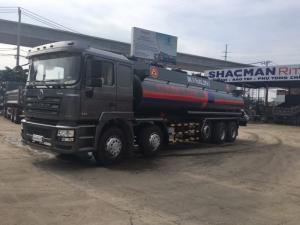 Bán xe bồn ShacMan xi téc chở xăng 26.000 lít
