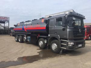 ShacMan xe bồn xi téc chở xăng 26.000 lít