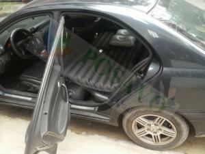 Posavo tiếp tục đơn hàng nệm hơi ô tô xe mercedes c200 cho anh dũng 35 tuổi quận bình thạnh tp.hcm