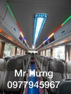 Chuyên bán xe khách 47 ghế và xe giường