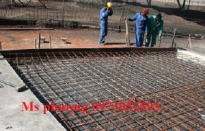 Chuyên cung ứng các mặt hàng lưới thép cho xây dựng