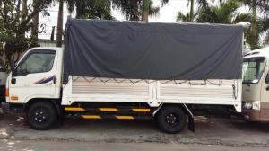 Xe tải Huyndai hd65 tải 2.5 tấn