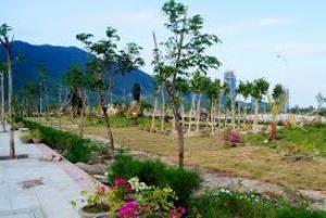 Công viên, cảnh quan dự án Goldenbay