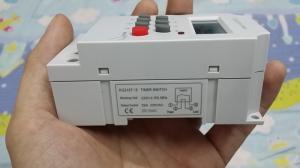 Bộ hẹn giờ KG316T-II chất lượng cao cấp nhất, nhỏ gọn, chuẩn công nghiệp: tắt/mở thiết bị tự động.
