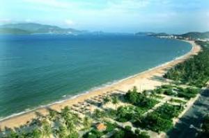 view biển Bãi Dài
