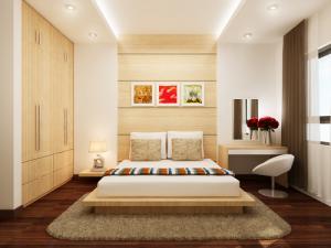 Bán giường ngủ gỗ sồi giá rẻ nhất tại phía Bắc