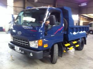 xe tải ben 6 tấn