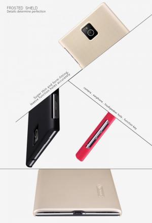 Ốp lưng Blackberry Passport Nillkin chính hãng