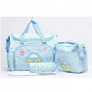 Túi Mẹ Và Bé 3in1 Cao Cấp NX730