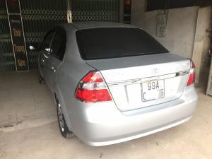 Bán xe GENTRA SX đời 2011