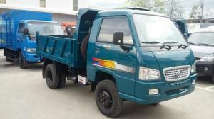 Xe ben FLD250C, tải trọng 2490 kg, thùng 1.8 khối
