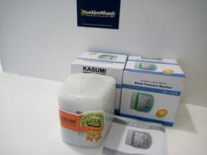 Máy đo huyết áp cổ tay KASUMI (TRẮNG) - Đo chính xác, nhỏ gọn, thuận tiện - MSN383037