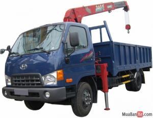 Bán xe tải hyundai HD78 nhập khẩu mới,giá cực tốt,hỗ trợ vay tối đa