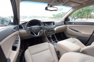 Hyundai Hải Phòng - Hyundai Tucson Full 2016, giá tốt, khuyến mại cao, trả góp 80%, lãi ưu đãi,