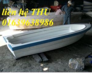 Thuyền Composite 4,5m x 1,3m x 0,5m