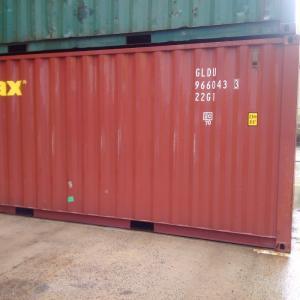 Container kho 20 feet 40 feet