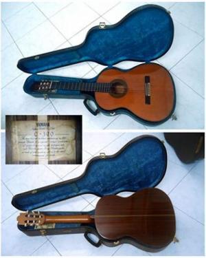 Đàn Guitar Classic YAMAHA C-300