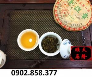 Bán trà phổ nhĩ sống, trà phổ nhĩ chín ở đâu...