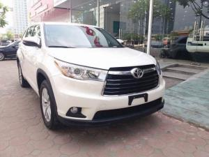 Xe mới Toyota Highlander LE nhập khẩu Mỹ, giao ngay