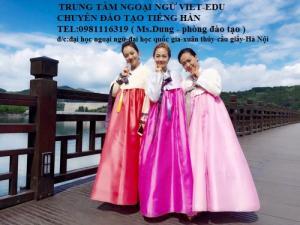 Học tiếng hàn cơ bản, tiếng hàn giao tiếp chất lượng nhất tại Hà Nội