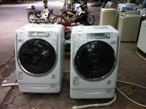 Máy giặt nội địa TOSHIBA TW-200VG  nhật bản giặt 9kg sấy 6kg