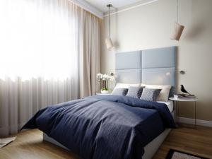 rèm hàn quốc cho phòng ngủ