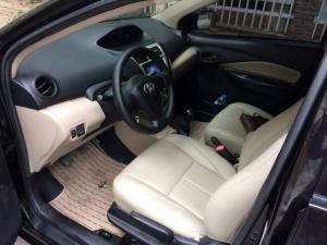 Bán Toyota Vios E 2009, màu đen, xe gia đình,...